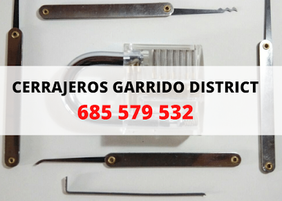 CERRAJEROS GARRIDO DISTRICT